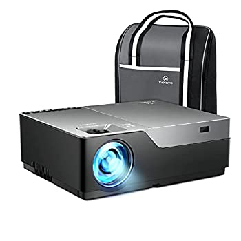 VANKYOPROJECTOR Native 1080P Home Video Projector Full HD Projector with 300  Display Compatible with TV Stick HDMI VGA USB Laptop iPhone Android for PowerPoint Presentation Home Cinema