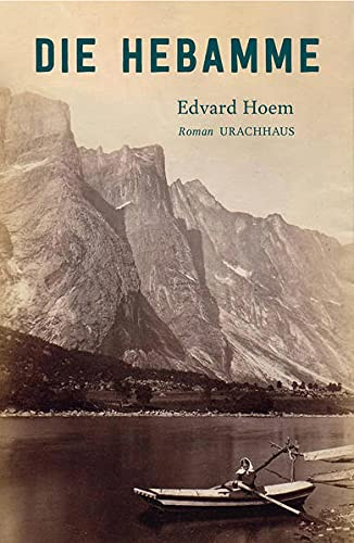 Buchseite und Rezensionen zu 'Die Hebamme' von Edvard Hoem