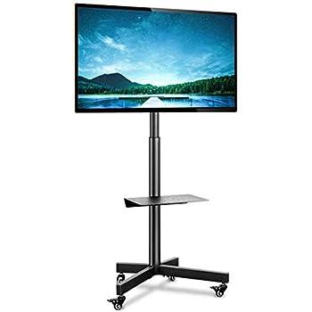 AmazonBasics - Soporte giratorio móvil para televisores de 32 pulgadas (81,3 cm) - 70 pulgadas (177,8 cm): Amazon.es: Electrónica