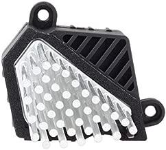 AUTEX ATC Blower Motor Resistor Compatible with BMW 320I 323I 325I 525I 528I 530I 535I 540I X5 93-08 HVAC Blower Resistor Connector 64116929540 RU617
