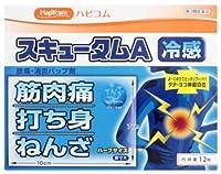 【第3類医薬品】スキュータムAハーフサイズ 12枚
