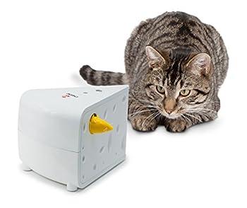 PetSafe - Jeu pour Chat PetSafe Frolicat Cheese Un Casse-tête Automatique pour Chat