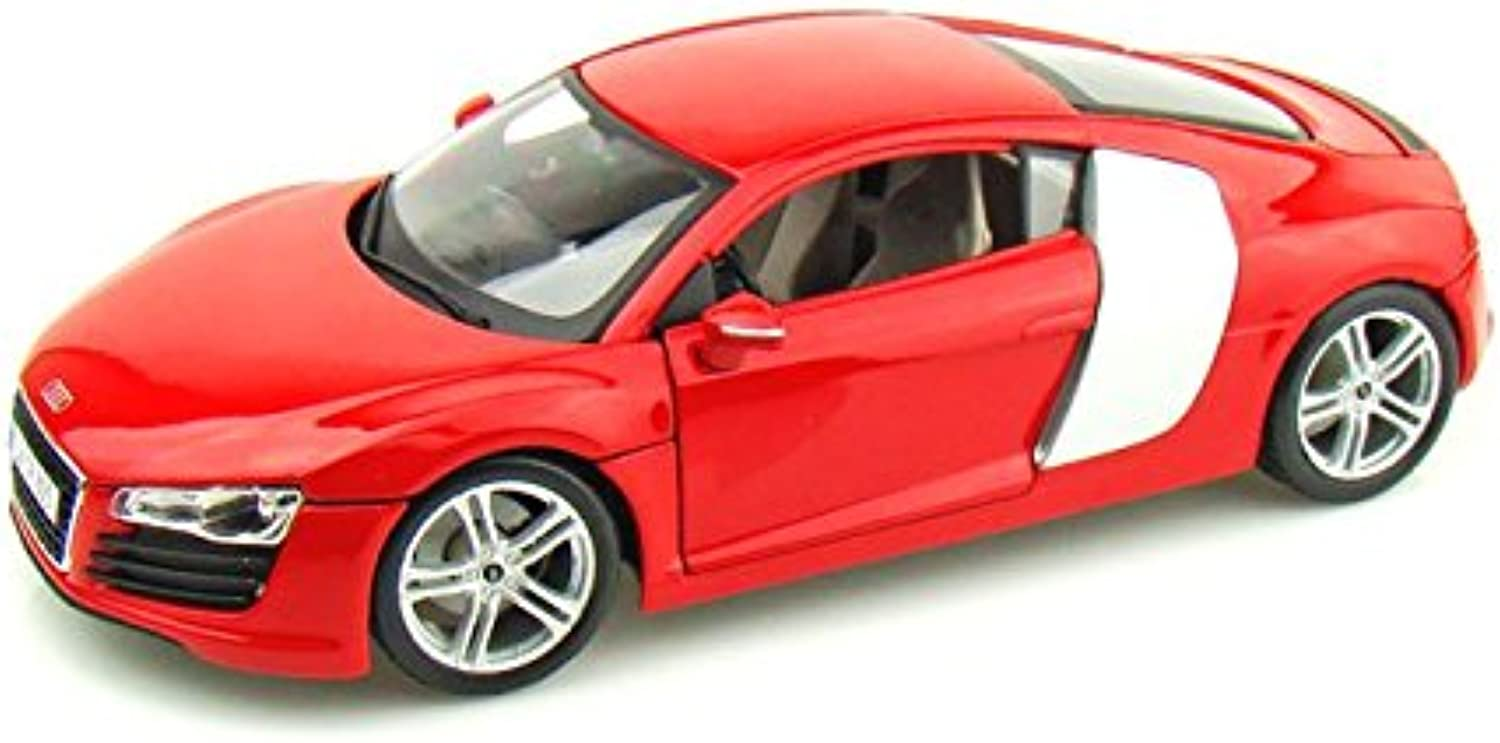 Audi R8 1 18 Red