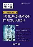 Instrumentation et régulation BTS - En 30 fiches - En 30 fiches