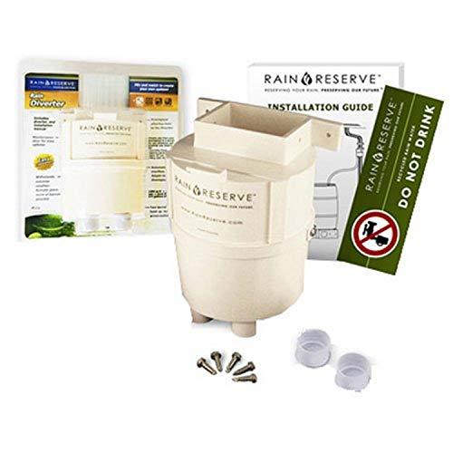 powerful Rain Reserve 2012 315 Rain Barrel Diverter Weather Vane