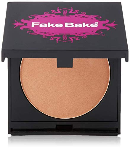 Bronzer by Fake Bake   Cream Based Bronzing Compact Provides Long-Lasting Pigmentation Results   8 grams