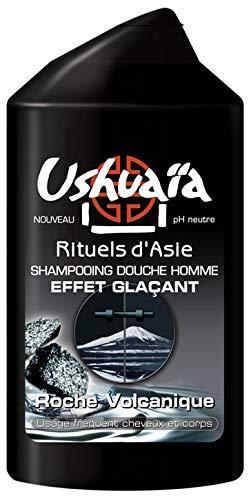 classement un comparer Ushuaia – Shampooing douche glacé asiatique rituel aux pierres volcaniques – 250 ml