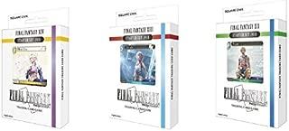 Final Fantasy TCG Card Game Opus V Starter Decks XII XIII XIV Vaan Serah & Minfilia