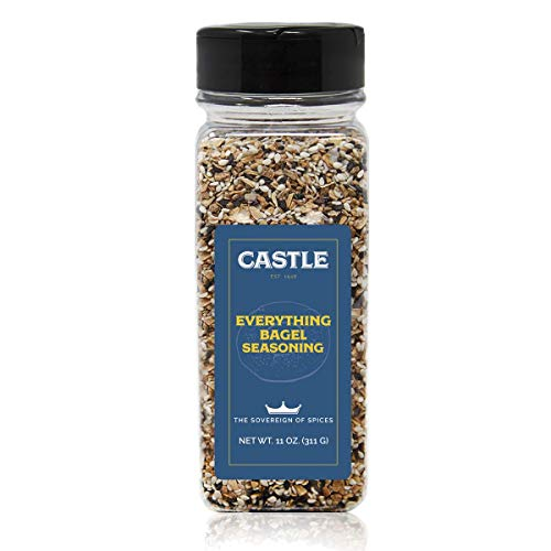 Castle Foods Everything Bagel Seasoning, 11 oz