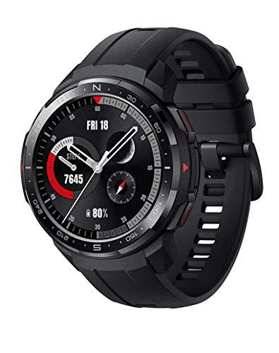 Honor Watch GS Pro Smartwatch, KAN-B19, Nero Carbone
