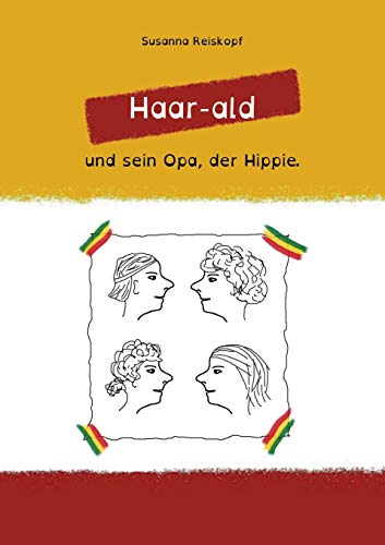Haar-ald: und sein Opa, der Hippie.