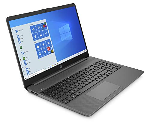 HP - PC 15s-eq1015nl Notebook, AMD Ryzen 3, RAM 8 GB, SSD 128 GB, Grafica AMD Radeon R3, Windows 10 Home S Mode, Schermo 15.6