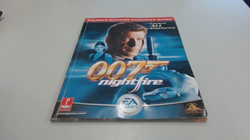 007 Nightfire: Official Strategy Guide