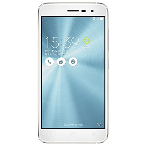 ASUS ZE520KL Dual-SIM Smartphone (13,2 cm (5,2 Zoll) Full-HD Touch-Display, 32GB Speicher, Android 6.0) weiß