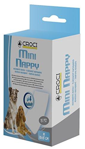 Croci C7020206 Assorbenti Adesivi per Mutandine Igieniche per Cani