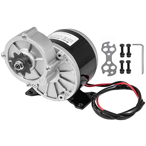 OldFe 36V Getriebemotor Untersetzung 250W Gebürsteter Gleichstrommotor 2700 U Gear Reduction Electric Motor