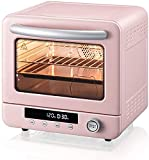 Horno eléctrico de pizza, pastel de hornear a domicilio...