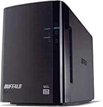 Buffalo DriveStation Duo 2-Drive Desktop DAS 4 TB