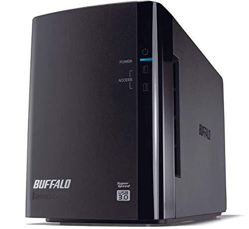 Buffalo DriveStation Duo 2-Drive Desktop DAS 4 TB