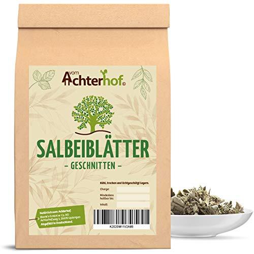 1 kg Salbei Salbeiblätter geschnitten Salbeitee geprüfte Qualität vom-Achterhof