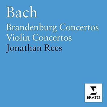 Bach: Brandenburg Concertos - Violin Concertos