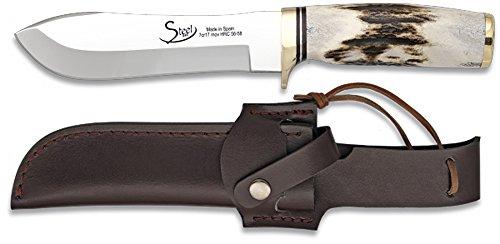 Steel 440 31911 Jagdmesser, Unisex, Erwachsene, Mehrfarbig, Einheitsgröße