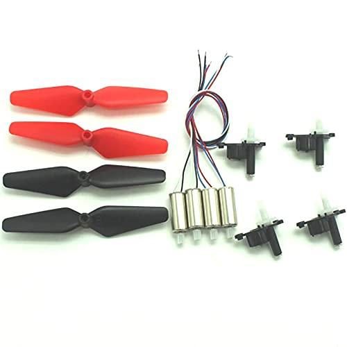 Accessori per Parti di droni RC Drone Repuesto Parts Motop Motors Gear Principal Protector Elica Ricambi per elicotteri Accessori per SYMA D1650WH Sky Phantom 1232440 ( Color : 2 )