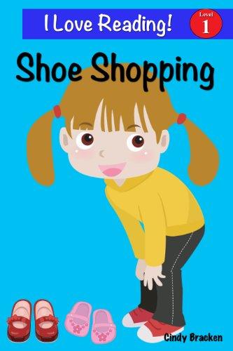 "Shoe Shopping (An ""I Love Reading"" Level 1 Reader)"