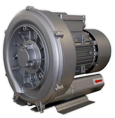 Warmpool Bomba de Aire turbina soplante para Piscina o SPA 2.2kW - 3HP Trifasica de Uso Continuo