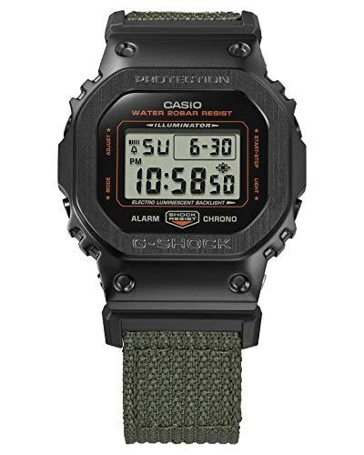CASIO Digital GM-5600EY-1DR