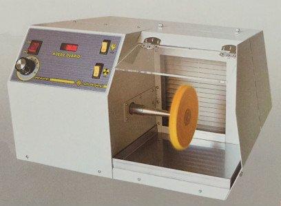 MD-6 Magnetischer Tumbler mit variabler Frequenz High Speed Poliermaschine Staubsammler Schmuckpolierer 110V-220V 500–3600 U/min
