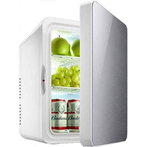 Low-Power-koelkast, stille desktop minibar autokoelkast 10 Lstudent Dormitory mini-auto klein systeem koelhuis huis dual use (kleur: A)