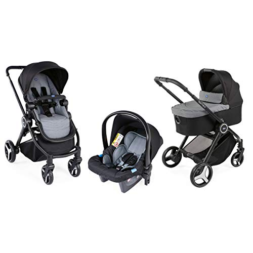 Chicco Trio Best Friend Stone Kinderwagen, Unisex
