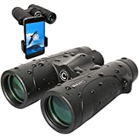 Gskyer 12x42 HD Waterproof Fogproof Roof/Dach Prism Binocular