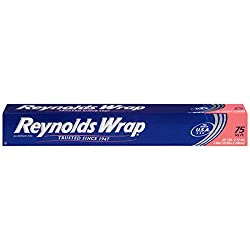 Reynolds Wrap Standard Aluminum Foil, 75 Square Ft