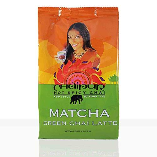 Chaipur Matcha Green Chai Latte 500g