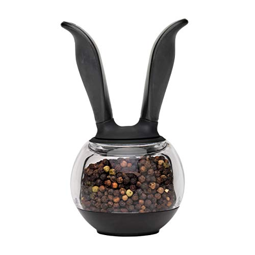 Chef'n (101-235-001) PepperBall (Black and Clear)