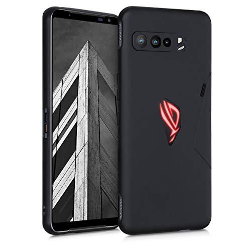 kwmobile Hülle kompatibel mit Asus ROG Phone 3 (ZS661KS) - Handyhülle - Handy Hülle in Schwarz matt