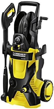 Karcher K5.540 Electric Power Pressure Washer with Hose Reel & Detergent Tank, 2000