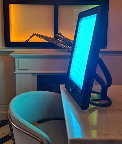 Lampada Abbronzante Viso Domestico Casa 12 TUBES 300 watt Solarium Tanning Lamp Facial tanner tanning lam tubes - Solarium