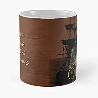 Once Upon A Time Captain Hook Killian Jones - Coffee Mugs Unique Ceramic Novelty Cup Best Gift