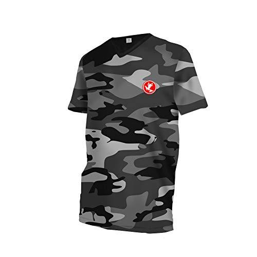 Uglyfrog 2018-2019 Neueste Jersey Mountain Bike Motocross Downhill Enduro Cross Motorrad MTB Shirt Herren Short Sleeve Sommer Style