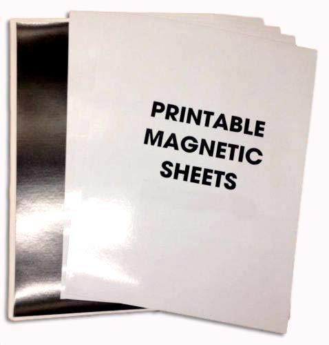magn/ético Im/án para nevera con impresi/ón de inyecci/ón de tinta papel fotogr/áfico A4 5 unidades