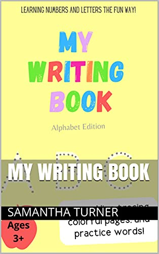 My Writing Book (English Edition)