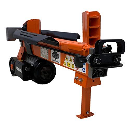 Robuster elektrischer Holzscheiter-Splisser, hydraulisch, 7 Tonnen mit Dublade