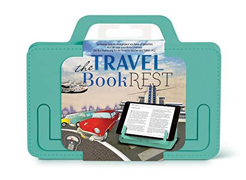 Leggio pieghevole per libri e tablet The Travel Book Rest