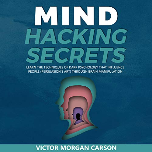 Mind Hacking Secrets audiobook cover art