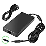 240W 19.5V 12.3A AC Charger Fit for Dell Alienware M17X M18X X51 13 15 17 R2 R3 R4 R5 Precision M6400 M6500 M6600 M6700 M6800 7710 7720 7730 Area-51m PA-9E GA240PE1-00 Power Supply Cord
