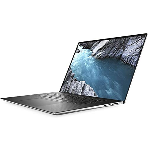 Dell XPS 17 9700, Silver, Intel Core i9-10885H, 64GB RAM, 2TB SSD, 17' 3840x2400 UHD+, 6GB NVIDIA GeForce RTX 2060MQ, Dell 1 YR WTY + EuroPC Warranty Assist, (Renewed)