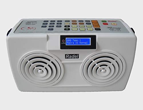 Radel Digi 108 Electronic Tabla Taalmala/electronic tanpura/electronic tabla/digital Taal Tarnag/electronic Taal Tarnag/TAMBORA/ESRAJ/SITAR/Shruti Box/RADEL Saarang/harmonix